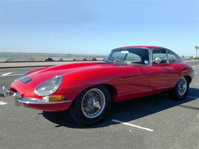 Lot 33 - 1967 Jaguar E-Type 4.2 Coupe