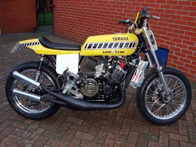 Lot 78 - 1976 Yamaha TZ750C