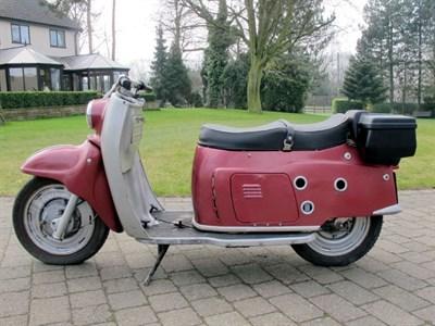 Lot 81 - 1961 Maico Maicoletta