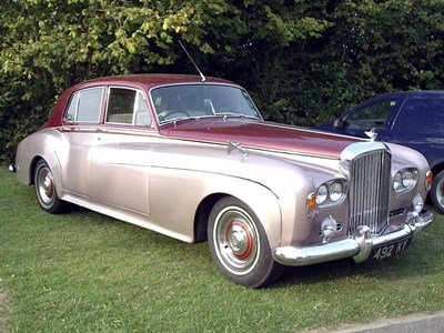 Lot 61 - 1964 Bentley S3 Saloon