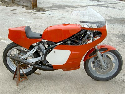 Lot 30 - Yamaha TZ525