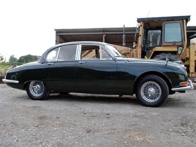 Lot 57-1969 Jaguar S-Type 3.4 Litre