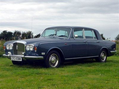 Lot 41 - 1973 Bentley T-Series
