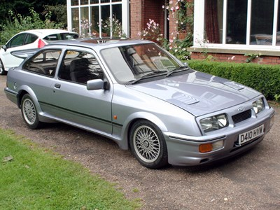 Lot 14 - 1986 Ford Sierra RS Cosworth