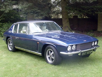 Lot 34 - 1974 Jensen Interceptor Mk3