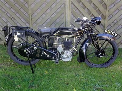 Lot 79 - 1928 Sunbeam Model 1