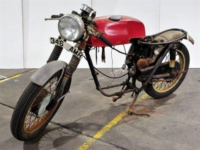 Lot 5 - 1962 Triumph T100 Tiger