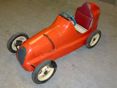 Lot 47-Austin Pathfinder Child's Pedal Car