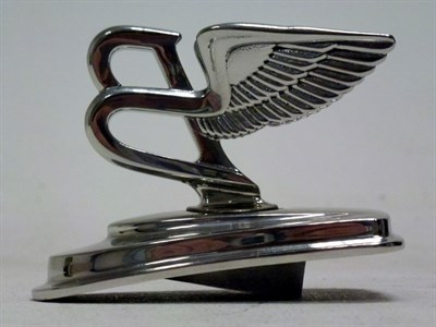 Lot 24-Bentley Flying-B Mascot