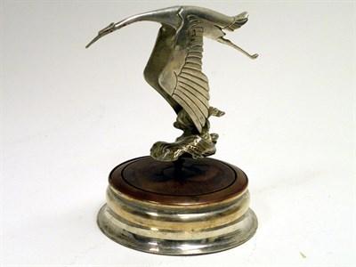 Lot 20-Hispano Suiza Showroom Desk Mascot