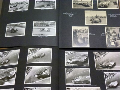 Lot 9-An Important Archive of Motor Racing Photographs (1951 - 1958)
