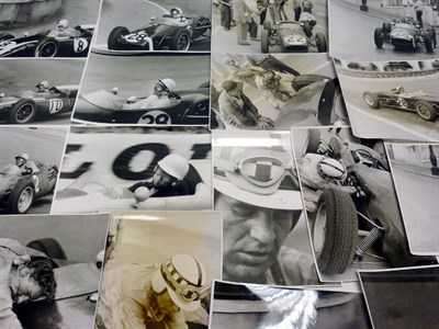 Lot 10-An Important Archive of Motor Racing Photographs (1958 - 1961)