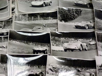 Lot 12-A Collection of Motor Racing Photographs