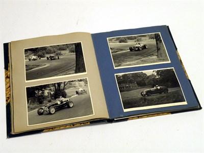 Lot 22-An Album of Pre-War Photographs