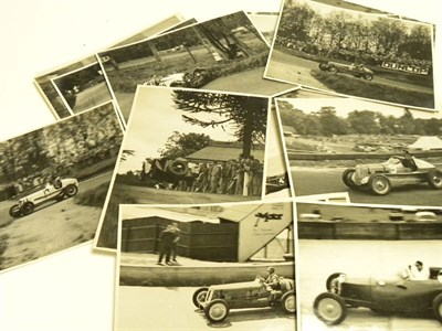 Lot 23-A Collection of Pre-War Photographs