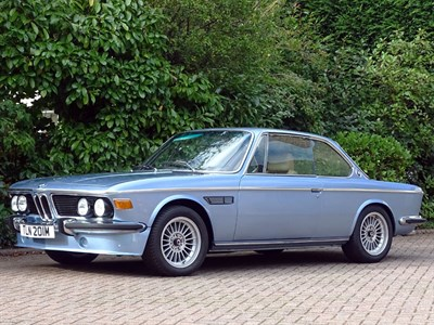 Lot 41 - 1973 BMW 3.0 CSi