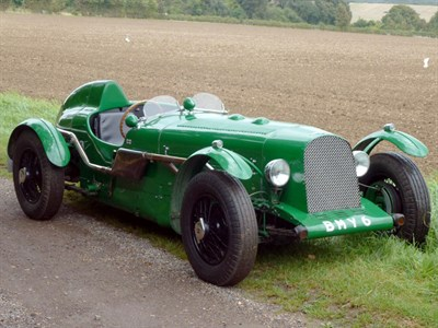 Lot 63 - 1935 Bentley 7.4 Litre V12 Special