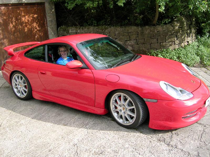 Lot 55 - 1999 Porsche 911 GT3