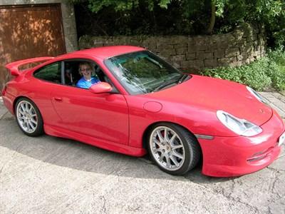Lot 55-1999 Porsche 911 GT3