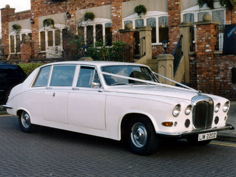 Lot 70-1978 Daimler DS 420 Limousine
