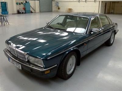 Lot 42-1993 Daimler Double Six