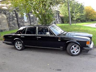 Lot 62-1987 Bentley Turbo R