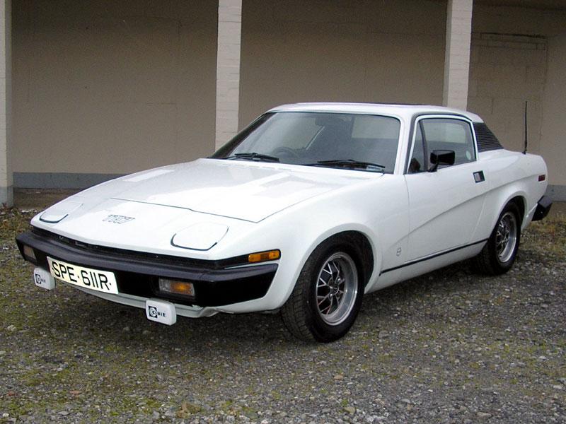 Lot 88 - 1976 Triumph TR7