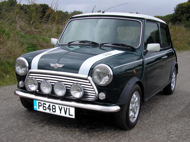 Lot 89 - 1997 Rover Mini Cooper