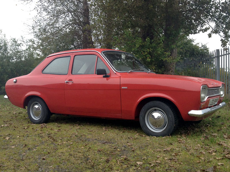 Lot 74 - 1968 Ford Escort Super