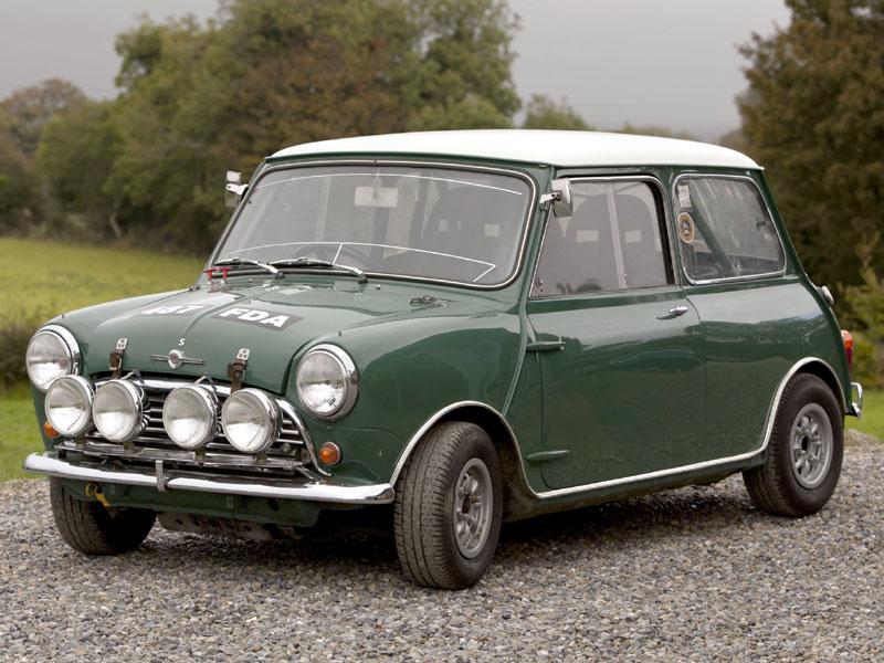Lot 71-1964 Morris Mini Cooper S