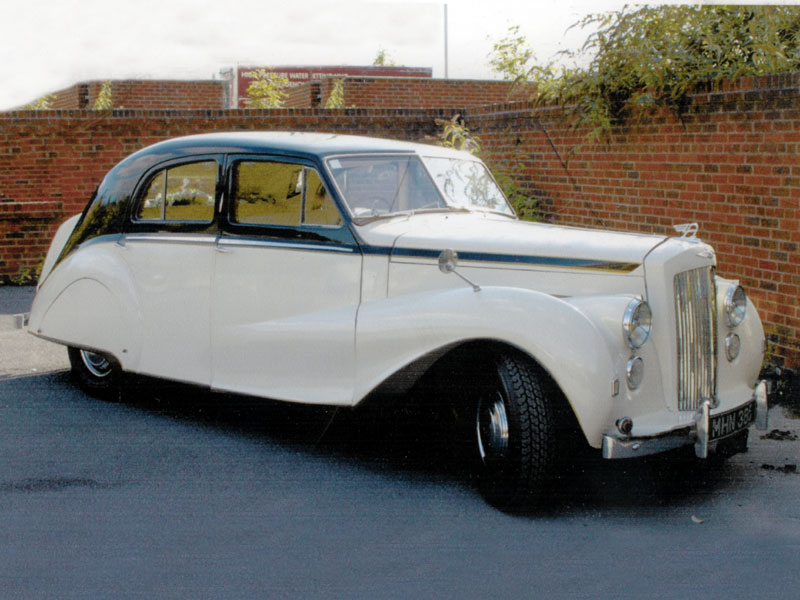 Lot 73-1949 Austin Princess A135 Saloon