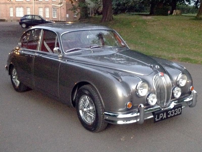 Lot 96 - 1966 Jaguar MK II 3.4 Litre