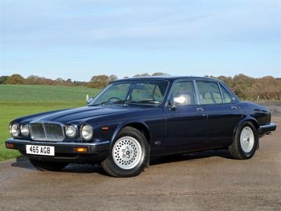Lot 14-1988 Jaguar Sovereign 5.3