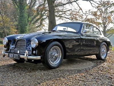 Lot 28-1954 Aston Martin DB2/4 2.9 Litre Saloon