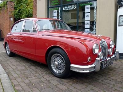 Lot 39-1963 Jaguar MK II 3.8 Litre