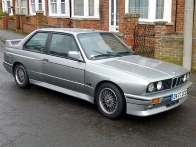 Lot 17-1987 BMW M3