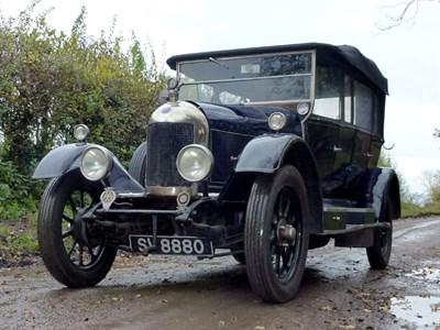 Lot 23-1926 Morris Cowley 'Bullnose' Tourer