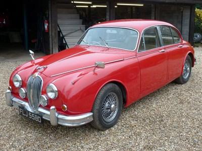 Lot 6-1966 Jaguar MK II 3.4 Litre