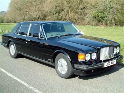 Lot 48-1993 Bentley Brooklands