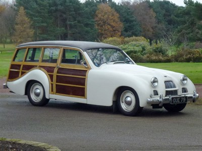 Lot 52-1954 Allard P2 'Safari' Estate Car