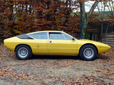 Lot 37-1974 Lamborghini Urraco P250