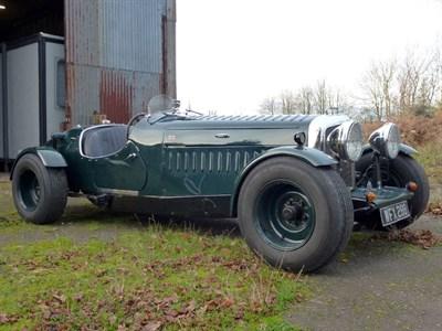 Lot 31-1949 Bentley MK VI Special