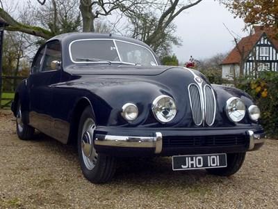 Lot 22-1950 Bristol 401