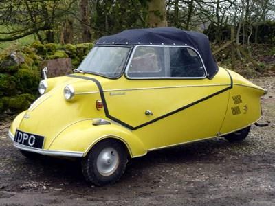 Lot 21-1961 Messerschmitt KR200 Cabriolet