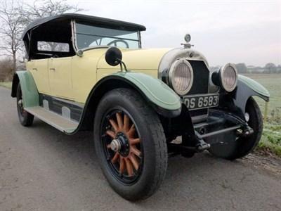 Lot 51 - 1923 Cadillac Model 61 Tourer