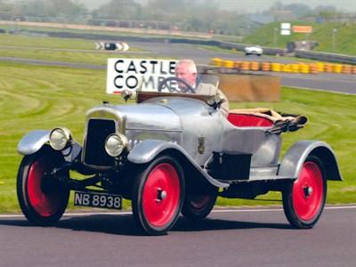Lot 11-1920 Calthorpe 10hp Super Sports