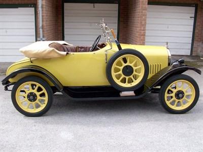 Lot 12-1923 Humber 8/18hp Tourer