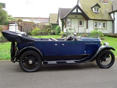 Lot 32-1923 Packard 6/126 Tourer