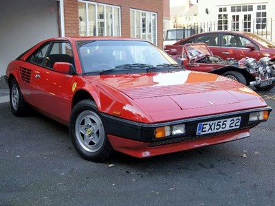 Lot 49-1984 Ferrari Mondial Quattrovalvole