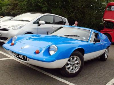 Lot 50-1969 Lotus Europa S2